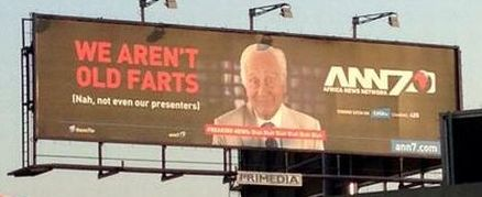 The anti-Old Fart billboard that caused all the trouble