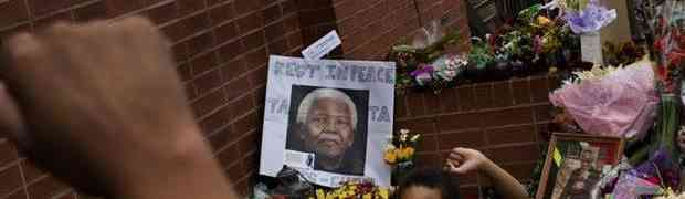 Mourning Madiba: Antidotes to Media Overload
