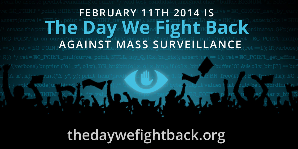 day we fight back
