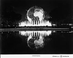 Unisphere of 1964 World's Fair
