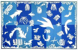 Polynesia - The Sea by Henri Matisse