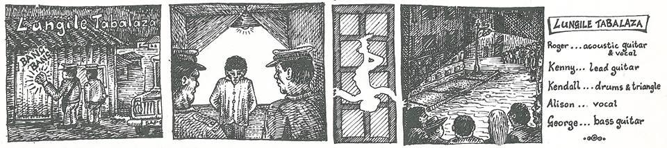 Andy Mason cartoon on Lungile Tabalaza