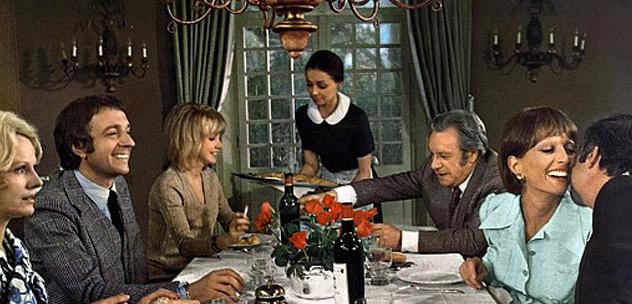 The Discreet Charm of the Bourgeoisie, film by Luis Bunuel