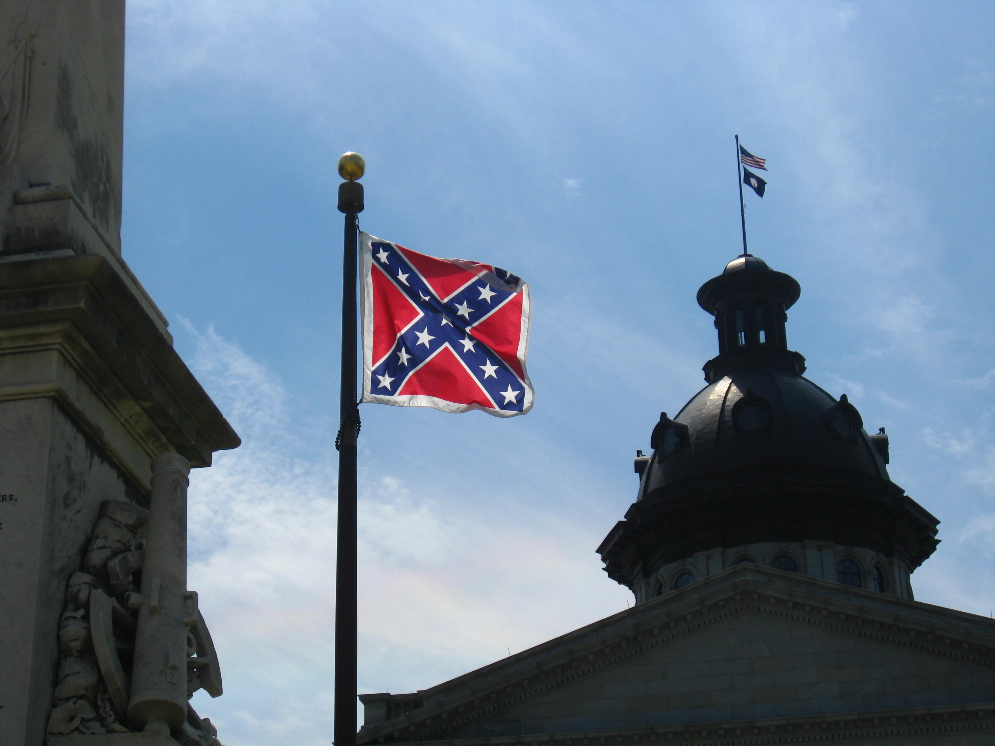 Confed flag S Carolina