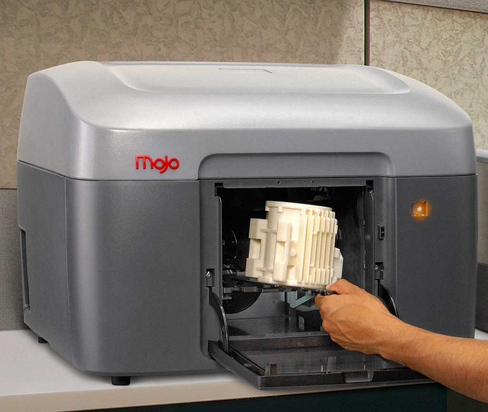 3D printer by Mojo could help healthy aging