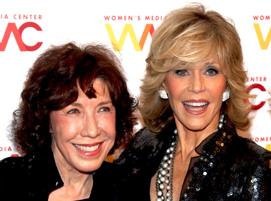 Lily Tomlin, 76 and Jane Fonda,77 reunited after 1980 movie 9 to 5 in Netflix series Grace and Frankie