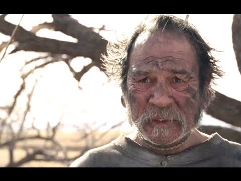 Tommy Lee Jones in the movie Homesman