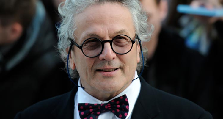 Australian director George Miller of Mad Max film franchise
