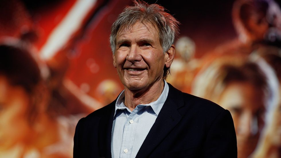 Harrison Ford highest grossing actor