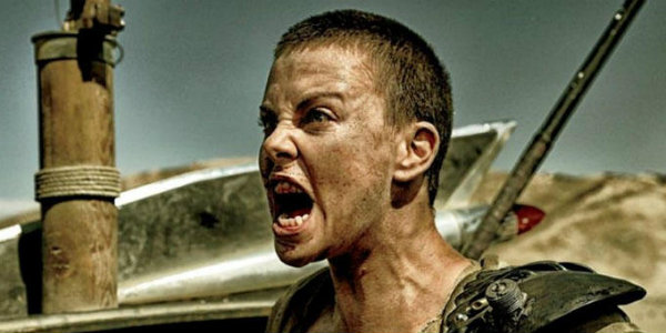 Charlize Theron plays Warrior Woman in Mad Max: Fury Road