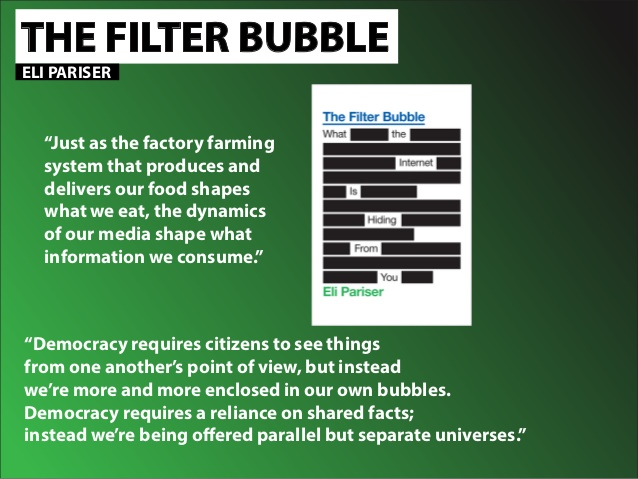 The Filter Bubble book slideshare