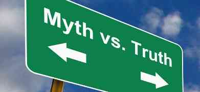 Mythbusting - not a bad thing