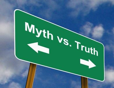 myth vs truth signpost