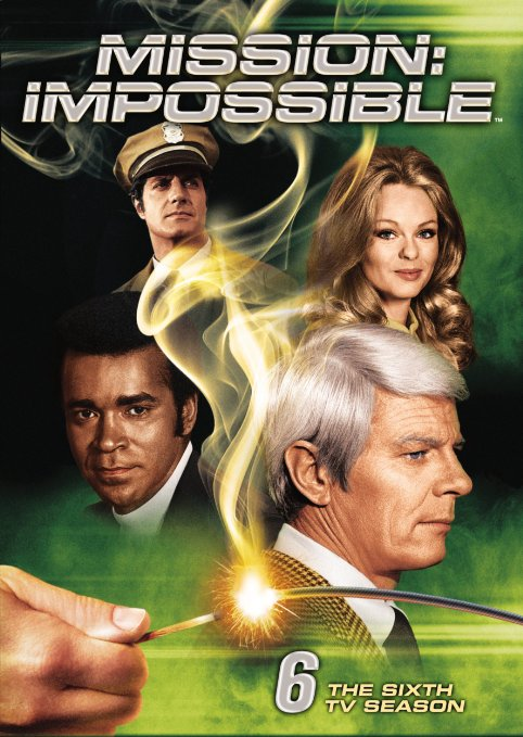 Mission Impossible TV series