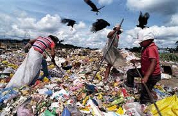 waste pickers in South Africa